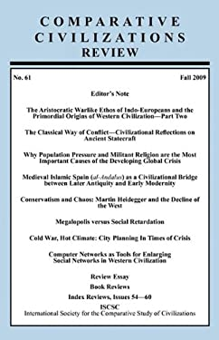 Comparative Civilizations Review Issue 61 9780981933030