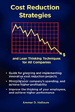 Cost Reduction Strategies 9780980119718