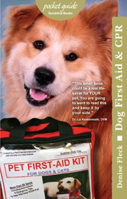 Dog First Aid & CPR 9780980979725