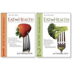 Eat for Health: The Mind Makeover/The Body Makeover 9780982554180