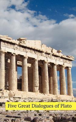 Five Great Dialogues of Plato: Euthyphro, Apology, Crito, Meno, Phaedo 9780982129821
