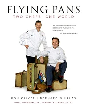 Flying Pans: Two Chefs, One World 9780982428313