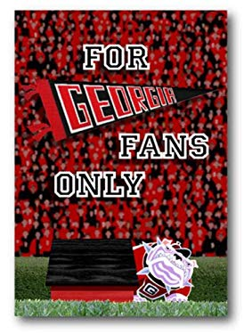 For Georgia Fans Only!: Wonderful Stories from UGA Fans Celebrating the Bulldogs [With Poster] 9780980097818