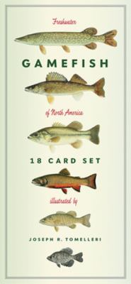 Freshwater Gamefish of North America: 18 Card Set [With Envelope] 9780982510247