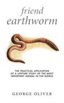 Friend Earthworm 9780980297614