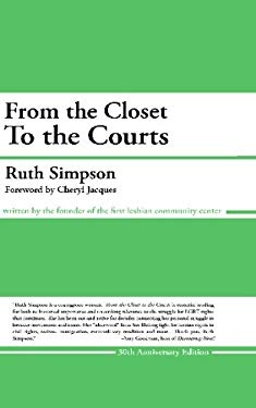 From the Closet to the Courts 9780980059007