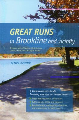 Great Runs in Brookline and Vicinity 9780982248508