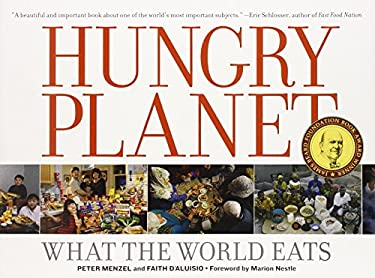Hungry Planet: What the World Eats 9780984074426
