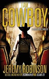 I Am Cowboy - A Milos Vesely Thriller 20990996