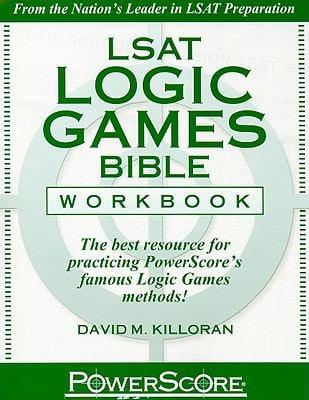 LSAT Logic Games Bible Workbook: The Best Resource for Practicing PowerScore's Famous Logic Games Methods! 9780980178289