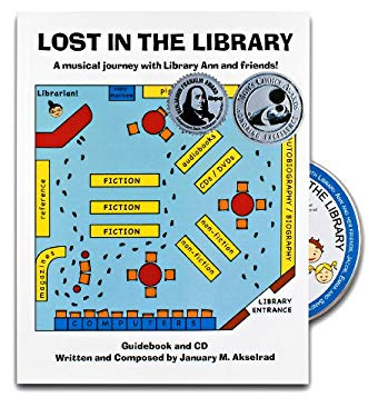 Lost in the Library: A Musical Journey with Library Ann and Friends! 9780982213445