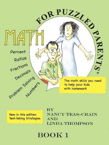 Math for Puzzled Parent Book 1 9780982958117