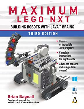 Maximum Lego Nxt: Building Robots with Java Brains 9780986832222