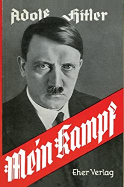 Mein Kampf(german Language Edition) 9780984158454