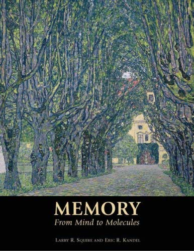 Memory: From Mind to Molecules 9780981519418