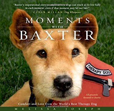 Moments with Baxter 9780981881300