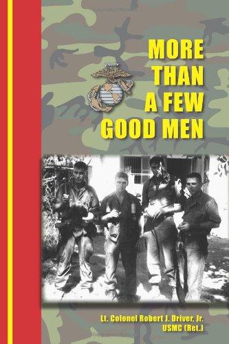 More Than a Few Good Men 9780984112838