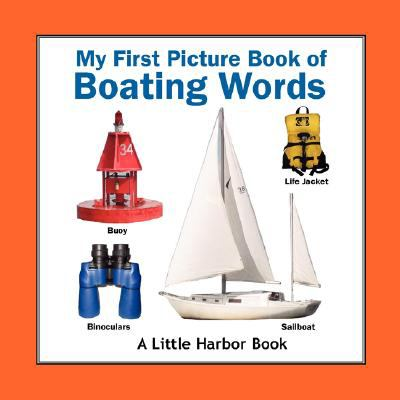 My First Picture Book of Boating Words 9780980151206