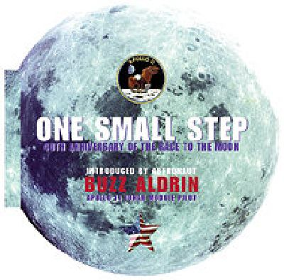 One Small Step: 40th Anniversary of the Race to the Moon 9780980313192