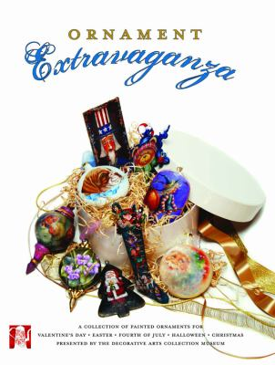 Ornament Extravaganza 9780981976228