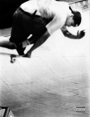 Paul Sharpe: Skatebook