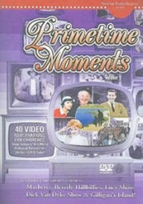 Primetime Moments, Volume 1 9780981754925