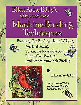 Quick and Easy Machine Binding Methods 9780982290118