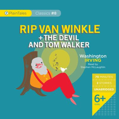 Rip Van Winkle + the Devil and Tom Walker 9780981903279