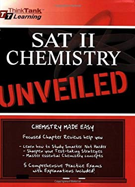 SAT II Chemistry Unveiled 9780980022100