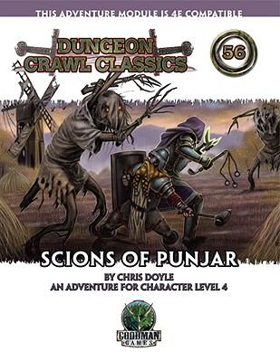 Scions of Punjar: An Adventure for Character Level 4 9780980129182