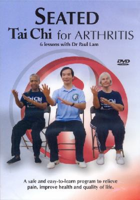 Seated Tai Chi for Arthritis DVD 9780980357349