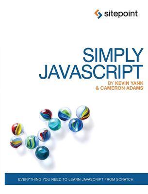 Simply JavaScript 9780980285802
