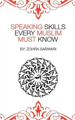 Speaking Skills Every Muslim Must Know 9780982312544