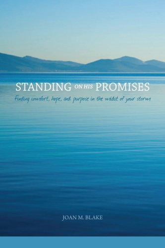 Standing on His Promises: Finding Comfort, Hope, and Purpose in the Midst of Your Storm 9780981460901