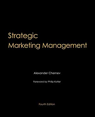 Strategic Marketing Management 9780981964621