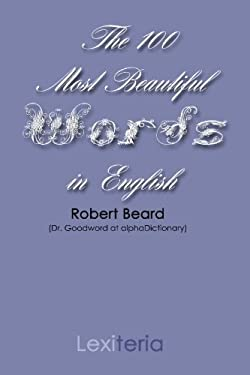 The 100 Most  Beautiful Words in English