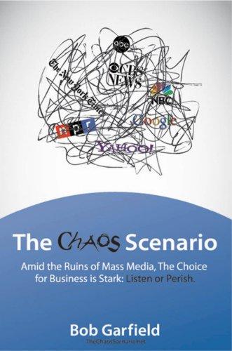 The Chaos Scenario 9780984065103