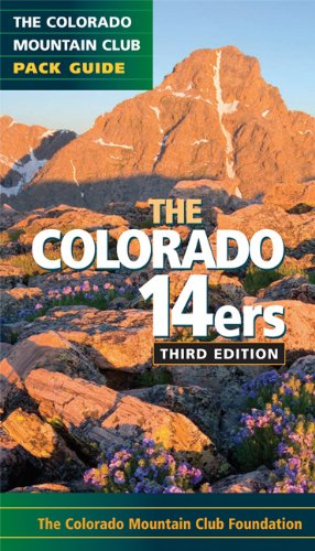 The Colorado 14ers 9780984221325
