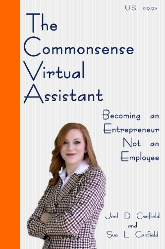 The Commonsense Virtual Assistant 9780984094011