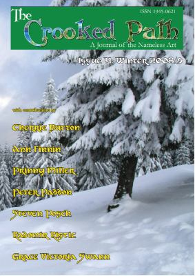 The Crooked Path Journal Issue 4 9780982031841