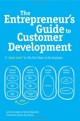 The Entrepreneur's Guide to Customer Development 9780982743607