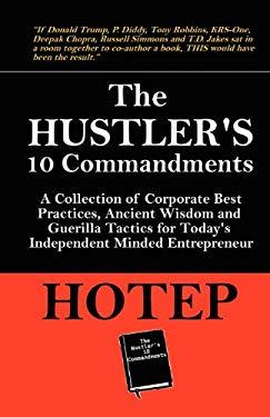 Hustler's 10 Commandments 9780980023206
