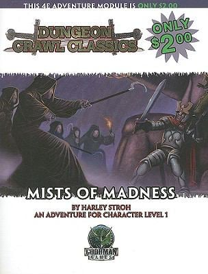 The Mists of Madness: An Adventure for Character Level 1 9780981666327
