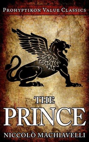 The Prince 9780981224411