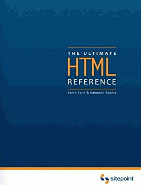 The Ultimate HTML Reference 9780980285888