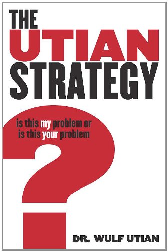 The Utian Strategy 9780982845707