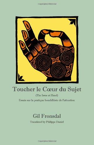Toucher Le C Ur Du Sujet 9780984509270