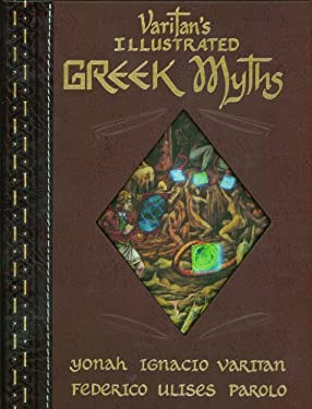 Varitan's Illustrated Greek Myths 9780982881200