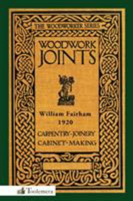 Woodwork Joints 9780982532973