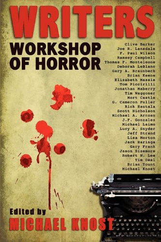 Writers Workshop of Horror 9780982493915